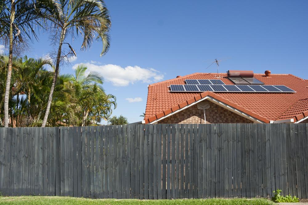 solar power installation maitland